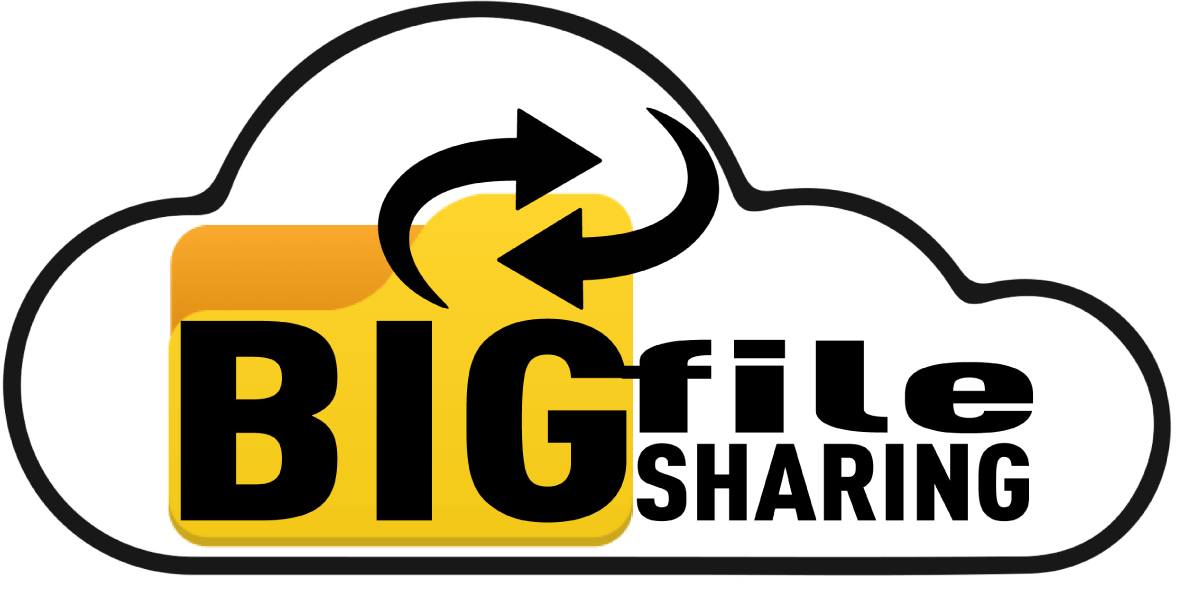 Big file sharing